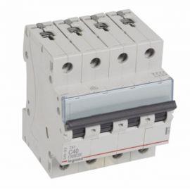 Interruptor Automático Magnetotérmico 4P 40A TX3 Legrand 403630