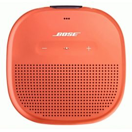 Altavoz Bluetooth Bose SoundLink Micro naranja impermeable B783342-0900