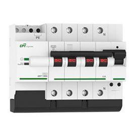 Protecctor sobretensiones combinada IGA 3P+N 50A transitorias y permanentes Cirprotec 77706528