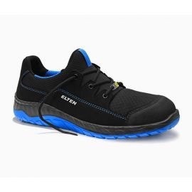 Zapatos de seguridad Elten Leland azul Low ESD S1 talla 44  729601-44