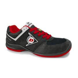 Calzado de seguridad Dunlop Flying Sword EVO Rojo S3 talla 42 DL0201048-42