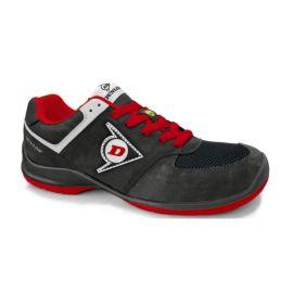 Calzado de seguridad Dunlop Flying Sword EVO Rojo S3 talla 43 DL0201048-43