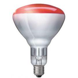 Bombilla infrarroja BR125 IR 150W red E27 Philips