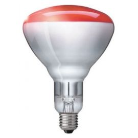 Bombilla infrarroja BR125 IR 250W red E27 Philips