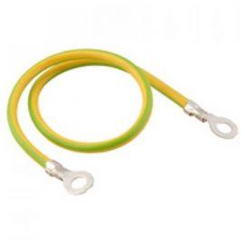 Cable de conexión equipotencial de longitud 350 mm sección 6 mm²