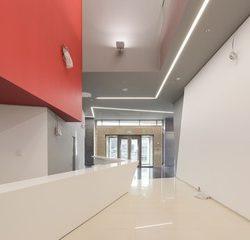 Iluminación lineal con regleta linear LED de Ledvance