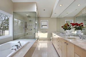 ¿Cómo iluminar un baño?