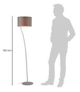 Lámpara de pie Myliving Phillips