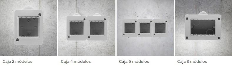 Cajas IP40, Zenit Estanco de Niessen