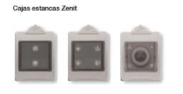 Cajas estancas Zenit de Niessen