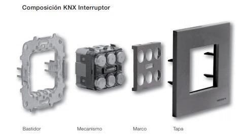 Composición KNX interruptor