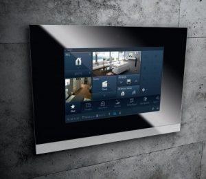 Confort y Control Panel