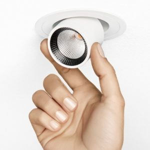 Foco empotrado regulable LED Pop Up Arkoslight en Qmadis