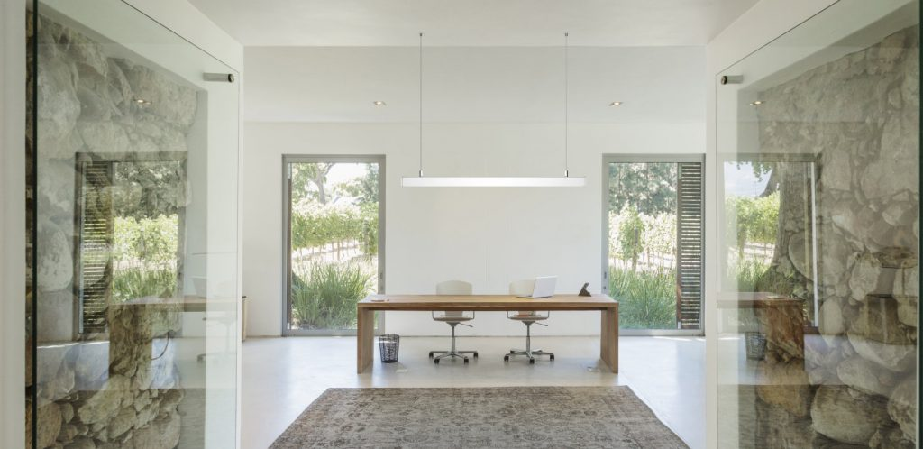 Iluminación con Panel LED IndiviLED de Ledvance en Qmadis