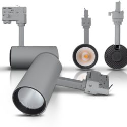Iluminación con focos para carril Tracklight Spot de LEDVANCE