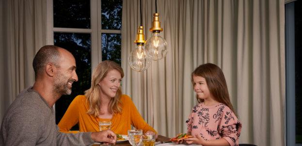 Decoración con iluminación estilo vintage en tu hogar ¿cómo conseguirla?