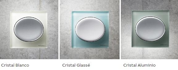 Mecanismo Tacto cristal de Niessen