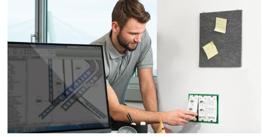 Kits de Puestos de Trabajo de linea de New Unica Schneider Electric en Qmadis