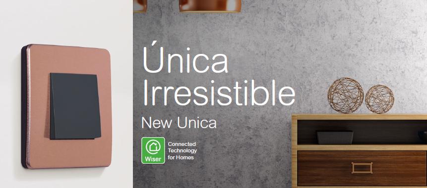 New UNICA mecanismo inteligentes