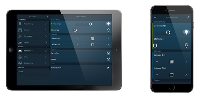 Nueva visualización confort App de Niessen