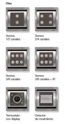 Diseño Sensores de Niessen