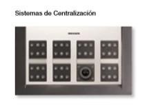 Sistema de centralización de Niessen