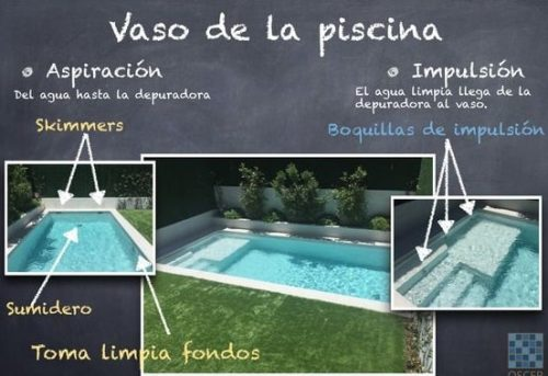 Accesorios de piscinas para mantener agua limpia