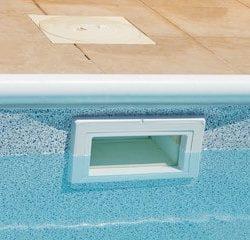 Accesorios de piscinas: skimmer