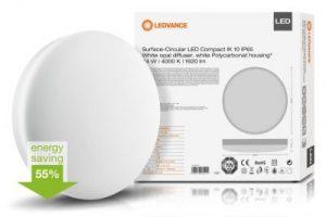 luminaria Surface Compact IK10LEDVANCE