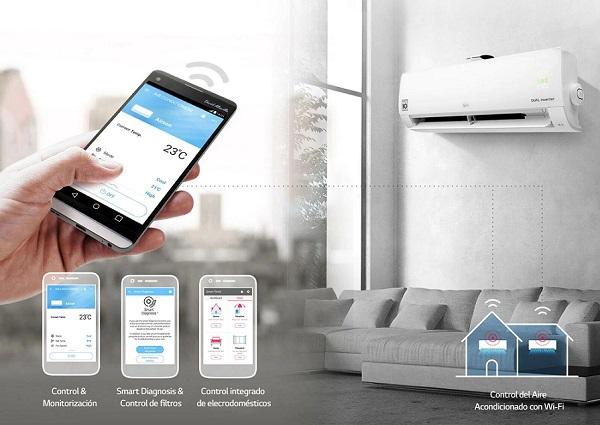 Aire acondicionado bajo consumo split inverter ¿ahorro energía?