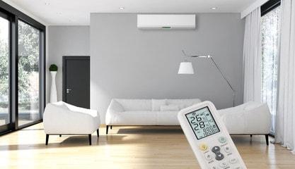 Aire acondicionado bajo consumo inverter: consigue climatizar tu casa con poco consumo