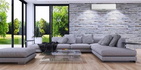 Aire acondicionado split inverter: consigue climatizar tu casa con poco consumo