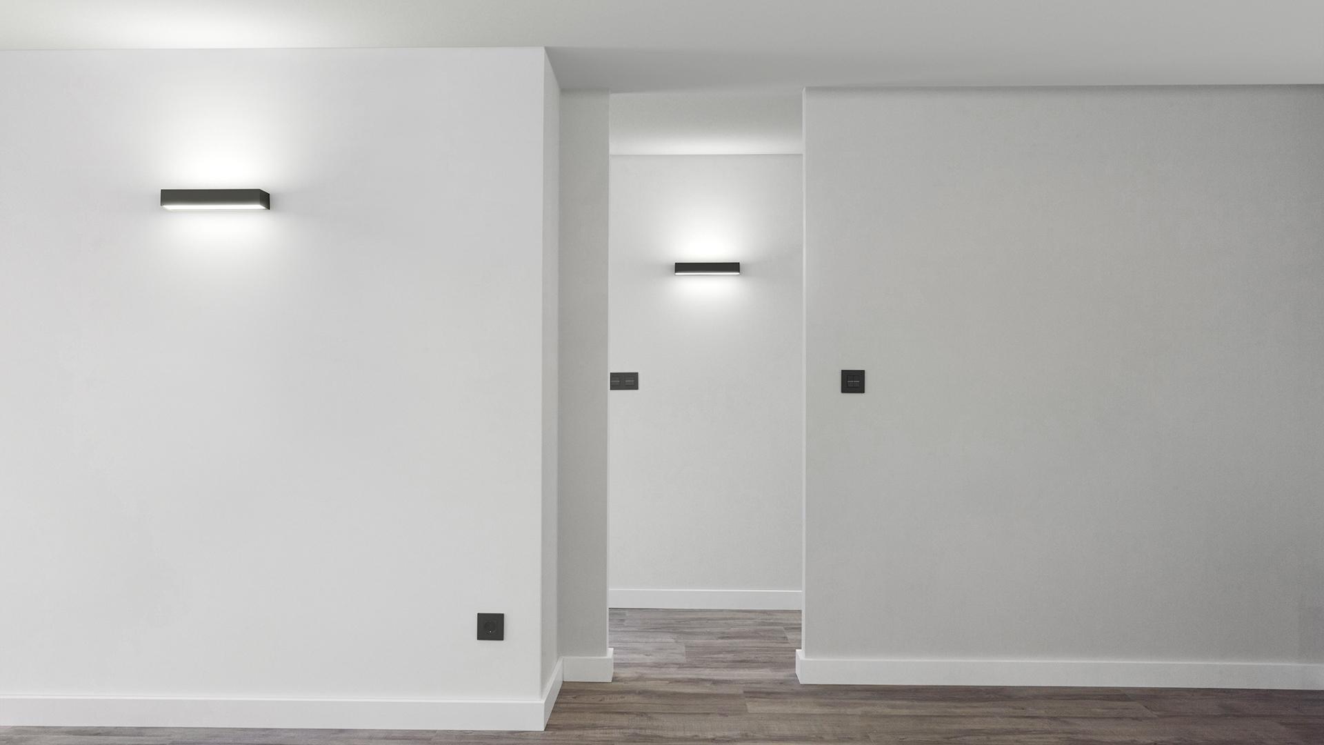 Apliques de pared minimalistas que decoran tu hogar