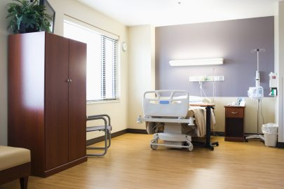 Mejor iluminación en hospital con LEDVANCE