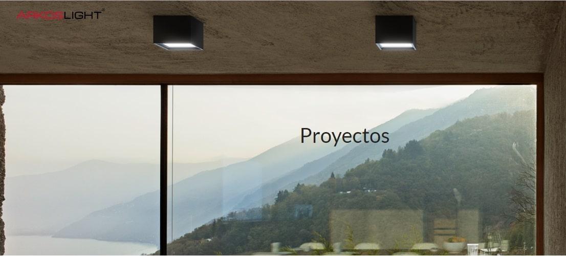 Proyectos de iluminación sin coste en Qmadis