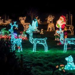 11 ideas para decorar con luces de navidad el interior y exterior de tu hogar