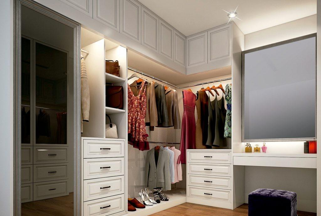Cómo iluminar el armario con luces LED
