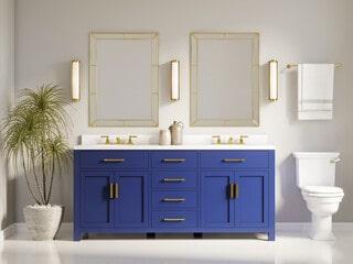 iluminar espejo baño
