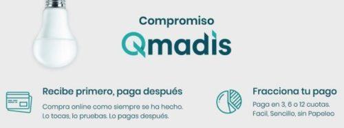 Qmadis: tienda de electricidad online