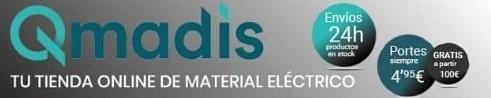 Qmadis: tienda online de material eléctrico