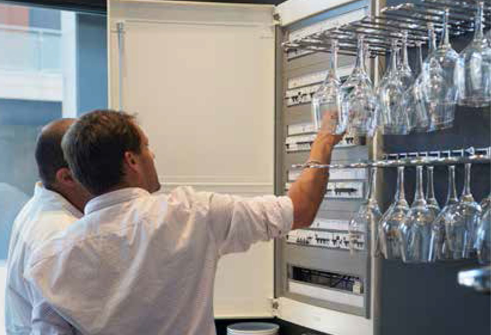 Control de temperatura en cámaras frigoríficas con Schneider