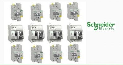 diferencial rearmable automático red 2p schneider