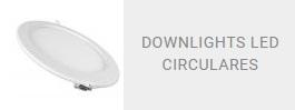 Downlight LED circular en Qmadis
