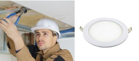 Apuesta por la iluminación interior con downlight