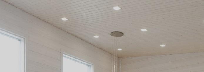 Luminaria downlight LED Quad de ArkosLight en Qmadis