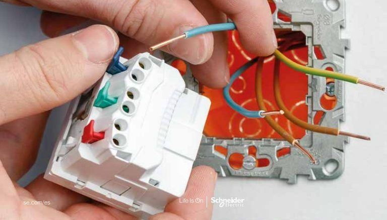 Enchufes New Unica de Schneider Electric en Qmadis