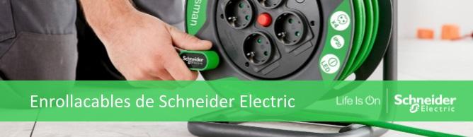 Enrollacables de Schneider en Qmadis