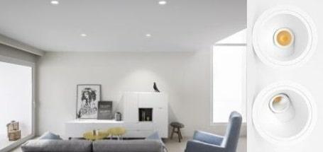 Pointer el nuevo foco LED orientable de Arkoslight