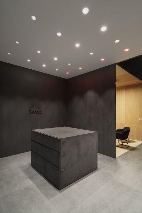 Focos LED empotrables Swap para salón: consigue dar un toque de modernidad