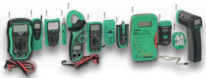 herramientas de medición Thorsman de Schneider
